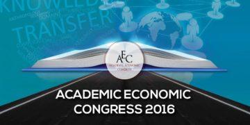 Academic Economic Congres 2016